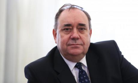 Alex Salmond's crowdfunder reaches over £73,000 to cover legal costs amid sexual harassment claims