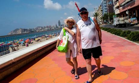 The best complaints about Benidorm hotel being 'too Spanish'