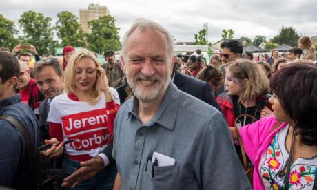 Jewish Labour Voice officer says Corbyn anti-Semitism accusations 'fabricated'
