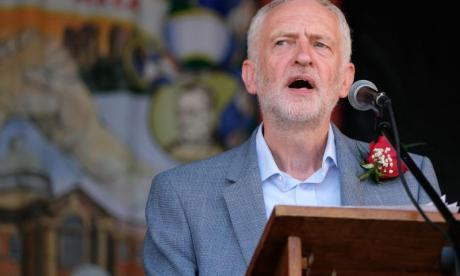 Jeremy Corbyn says Benjamin Netanyahu's claims he 'laid a wreath for terrorists' are 'false'