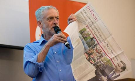 Opinion: Digital giants harmed journalism - Corbyn's right that they should be taxed