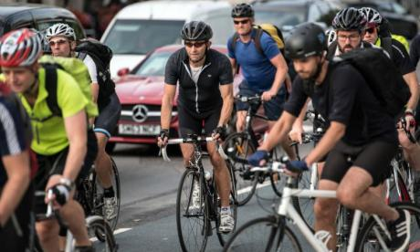Opinion: 'If a car runs over my foot, the driver would be prosecuted. Cyclists should be treated the same'