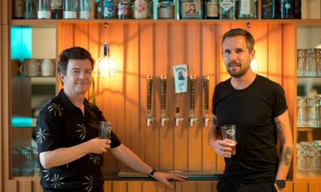 Rick Astley to help Danish brewer open bar in London