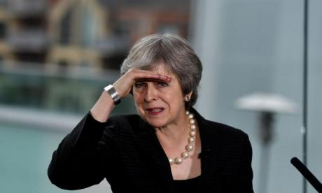 Andrew Bridgen 'dreads' Theresa May leading the Tories at another election