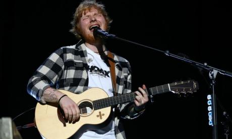 Ed Sheeran: Solo artist banned people from his gigs who used the sites