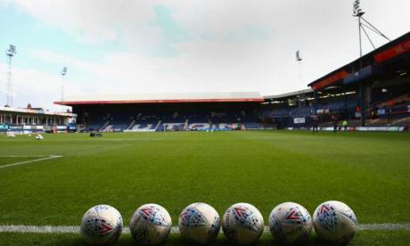 Chief executive of Luton Town FC tells fans to stop chanting Tommy Robinson