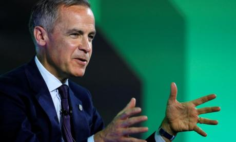 Bank of England Governor warns no deal Brexit is an 'uncomfortably high' possibility