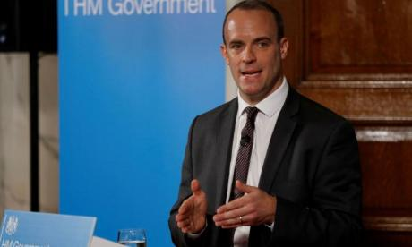 Medicines, the Irish border and the BLT sandwich: Everything you need to know about Dominic Raab's no deal Brexit speech