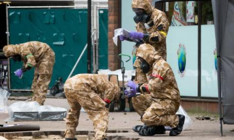 Government 'to make extradition request to Moscow' for two suspects in Salisbury novichok attack