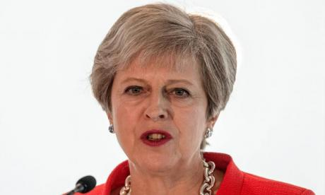 Theresa May says a no-deal Brexit 'wouldn't be the end of the world'