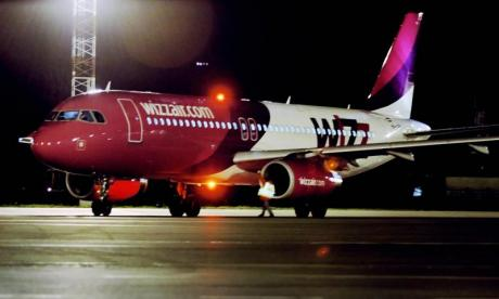 Wizz Air the least punctual of UK's 44 busiest airlines