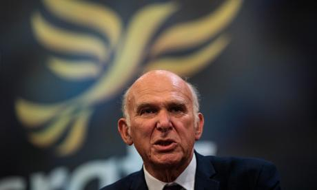 Vince Cable 2018 Lib Dem Conference