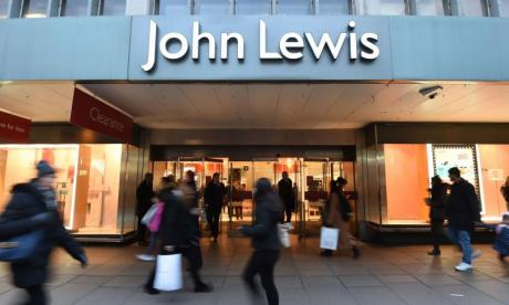 John Lewis half-year profits fall by 98%
