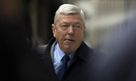 Former Home Secretary Alan Johnson reveals 'glaring' inaccuracy in BBC's Bodyguard