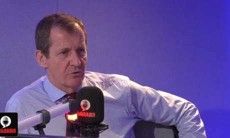 Alastair Campbell: 'It is an amazing thing in this country that we always try to devalue education'