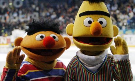 Sesame Street writer says Bert and Ernie are gay, but show creators deny it