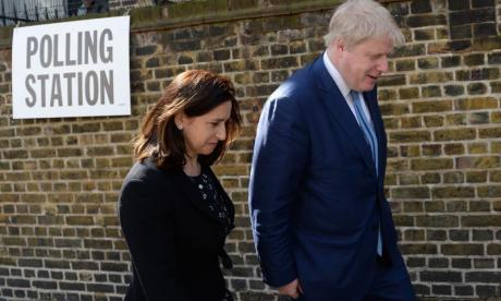Boris Johnson and wife Marina divorcing after 25 years of marriage