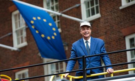 "EU ""gangsters and bullyboys"" will never be satisfied, warns Nigel Farage"