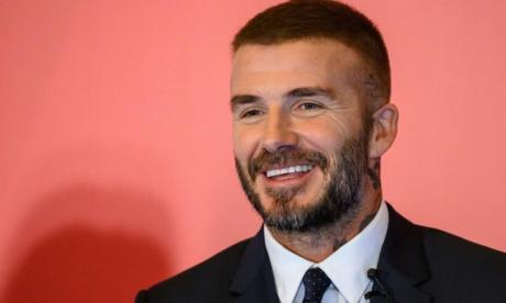 David Beckham avoids speeding fine on a technicality