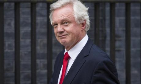 David Davis to share a platform with Nigel Farage at Leave Means Leave rally