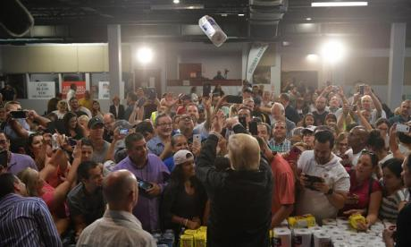 Donald Trump rejects official Puerto Rico hurricane death toll