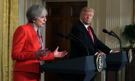Westminster attacker obsessed over Theresa May and Trump, inquest told