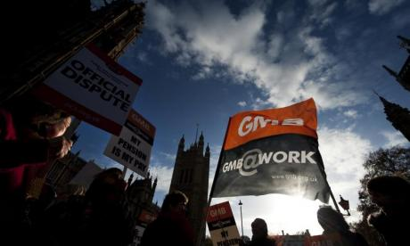 GMB union calls for a public vote on the Brexit deal
