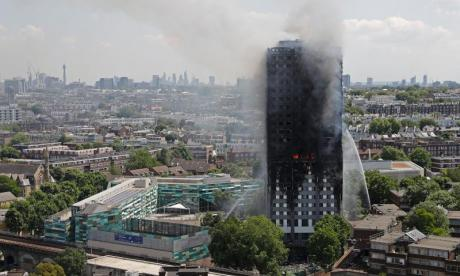 Nobody should have been allowed to live in Grenfell Tower, says Fire chief