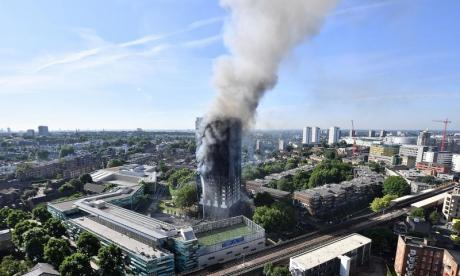 Grenfell survivors could be at risk from asbestos poisoning, says coroner