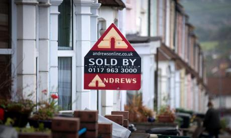 House price growth reaches five-year low