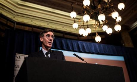 Jacob Res-Mogg urges Theresa May to seek a Canada-style deal for Brexit