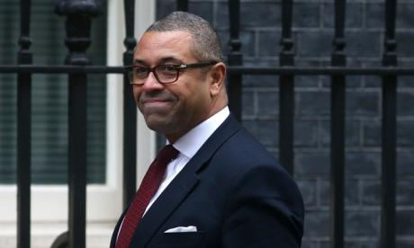 James Cleverly MP on Tory leadership battle: 'Who would you put your money on? Usain Bolt or Mo Farah?'