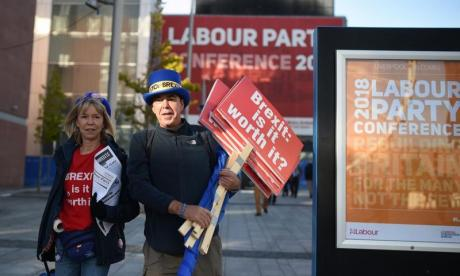 Labour will save UK from 'catastophe' no-deal Brexit, says Keir Starmer