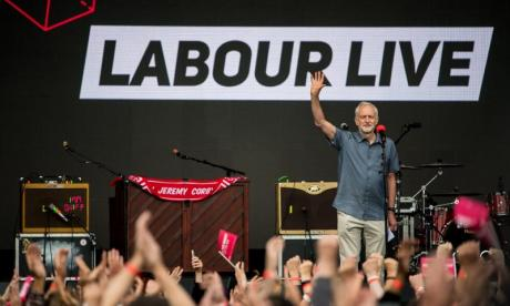 'JezFest' did not make a profit, admits Labour Party treasurer