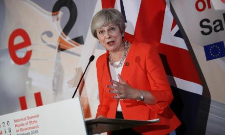 Theresa May 'is not going to be bullied', says DUP Deputy leader