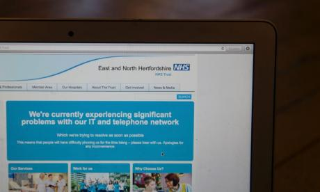 North Korea programmer charged for NHS cyber attack