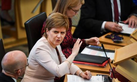 Nicola Sturgeon: Theresa May's Chequers plan is a 'dead duck'