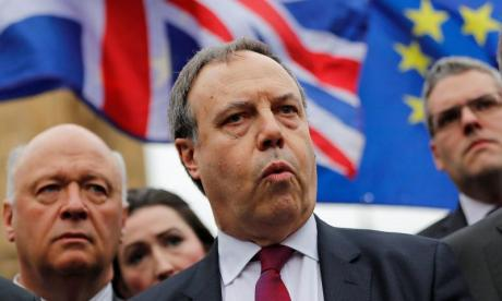 DUP Deputy Leader rejects Michel Barnier's plan for Irish border after Brexit