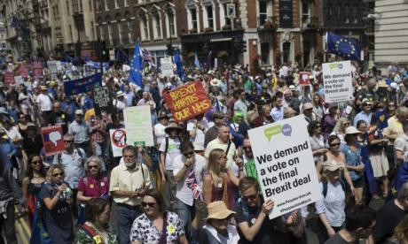 The UK has grown in strength as part of the EU, says People's Vote campaigner