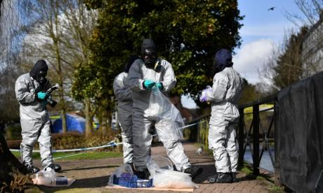 UK to face Russia at UN hours after spies revealed as Salisbury Novichok assassins