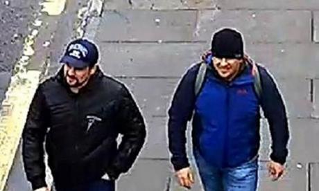 UK government accuses a TV interview with Salisbury suspects of 'lies and fabrication'