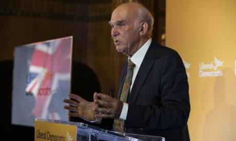 Vince Cable: 'I worry about Boris Johnson's politics'