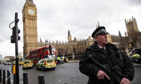 Westminster attacker's car as 'lethal as a gun', inquest told