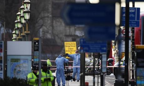 Westminster Bridge was not 'likely location' for terror attack, says senior officer