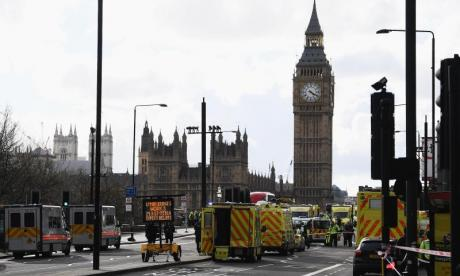 Westminster attacker's violent history revealed at inquest