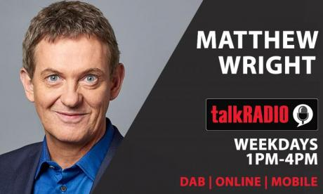 Matthew Wright to join talkRADIO with new weekday afternoon show