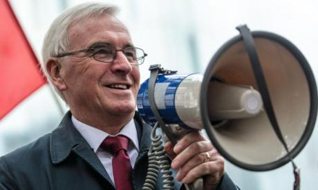 John McDonnell refuses to deny he wants to 'overthrow capitalism'