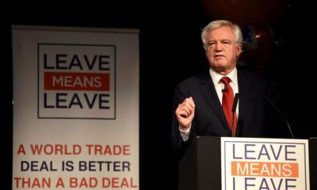 "Former Brexit secretary David Davis warned Tory MPs on Tuesday against accepting Theresa May's Chequers deal, and his former special adviser Stuart Jackson has voiced his support, hinting that there are up to 50 Tory rebels poised to oppose Chequers.  In a letter, Davis said a deal based on Theresa May's Chequers plan would deliver ""none of the benefits of Brexit"" and reduce the UK to being ""a rule-taker from Brussels"".  Davis resigned as Brexit secretary in July over his opposition to Chequers.  Read more:"
