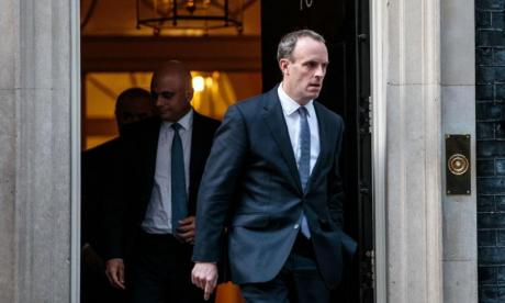 Brexit Secretary suggests EU withdrawal deal may be done within three weeks