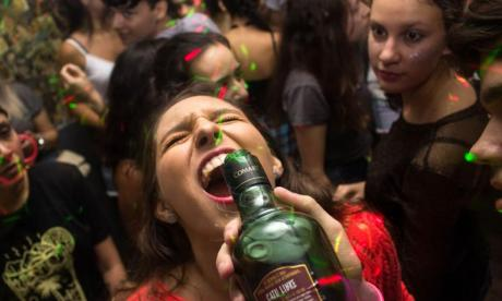 Students think it's 'funny' to spike friend's drinks, according to investigation